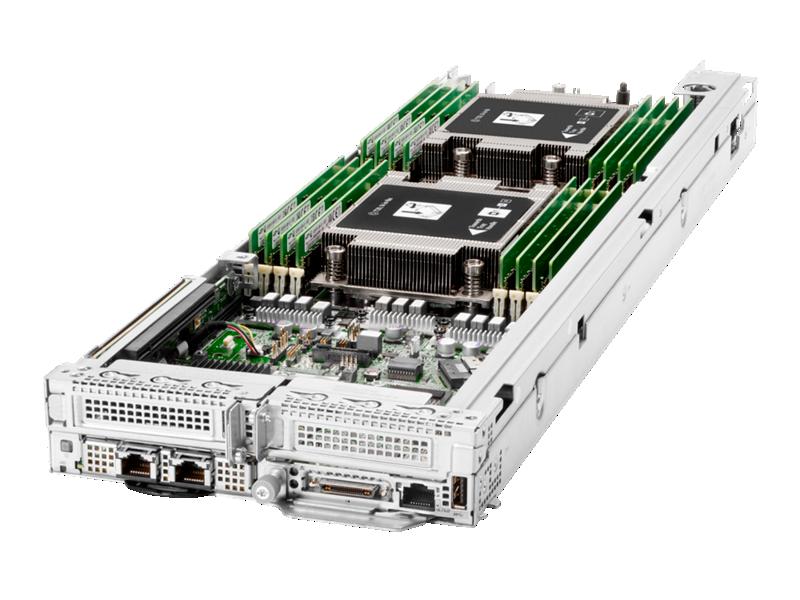HPE ProLiant XL225n Gen10 Plus 1U Node Configure-to-order Server