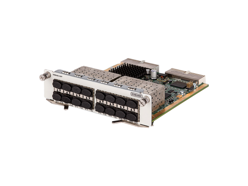 HPE HSR6800 16-port GbE SFP HIM Router Module, JH142A