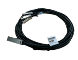 HPE X240 QSFP28 4xSFP28 3m Direct Attach Copper Cable, JL283A