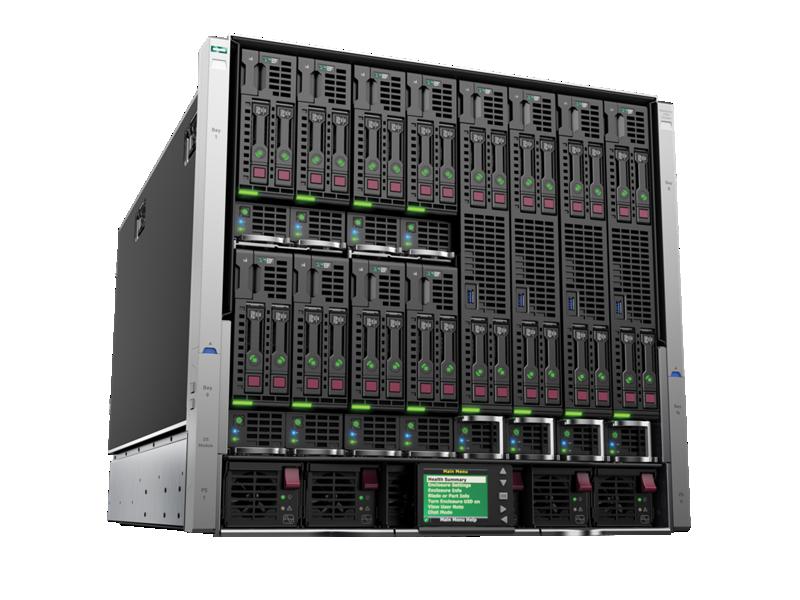 BladeSystem c7000 HRF