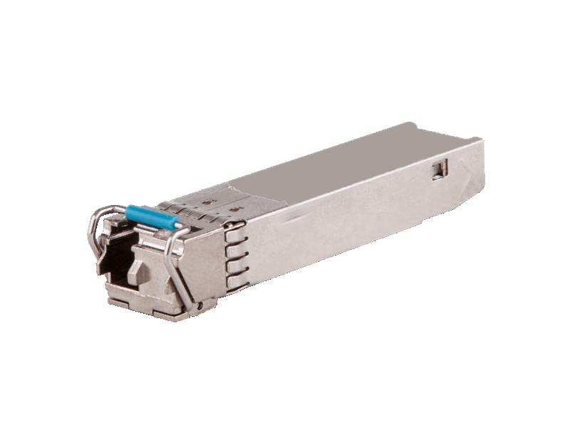 HPE X120 1G SFP LC BX 10 Transceiver