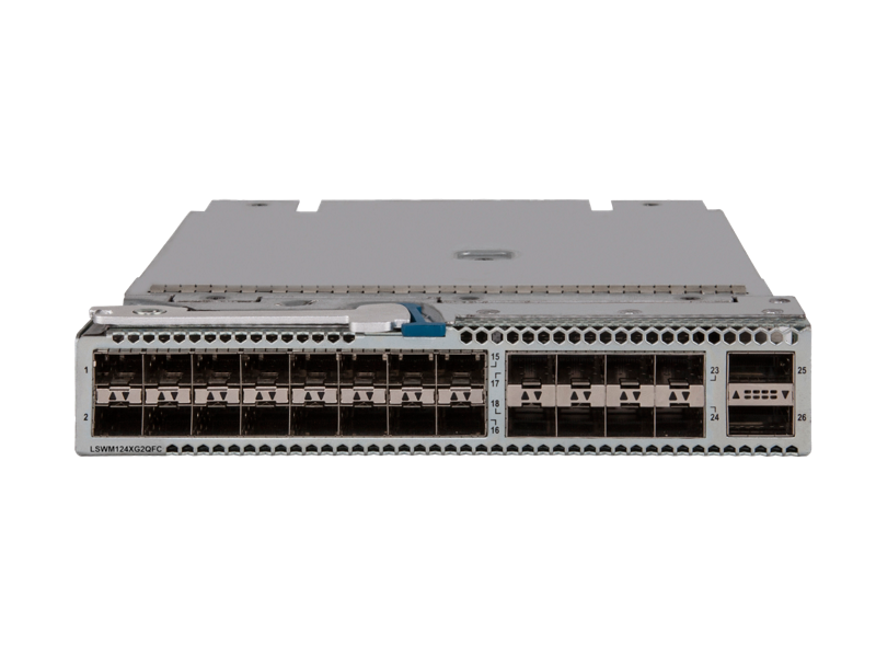 HPE 5930 24-port Converged Port and 2-port QSFP+ Module, JH184A