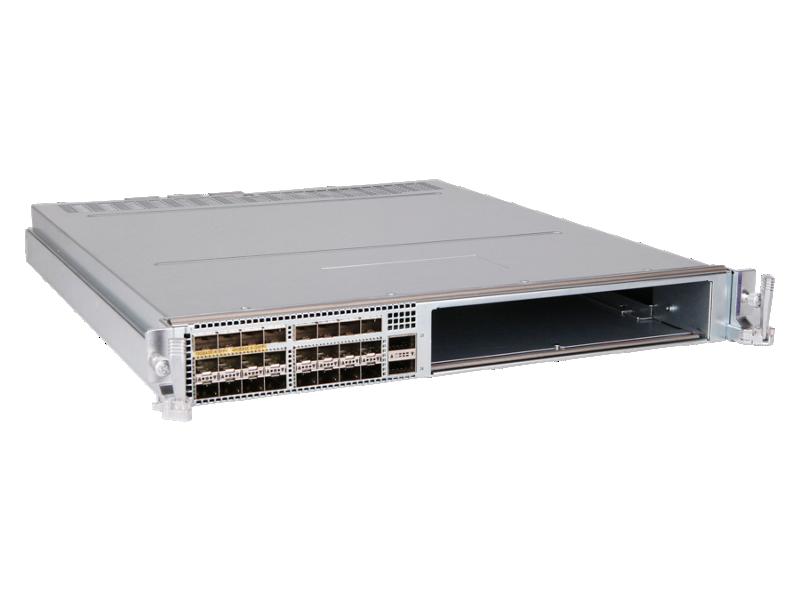 HPE FlexFabric 12900E 24p 10G/2p 40G HB 59xx Slot Module