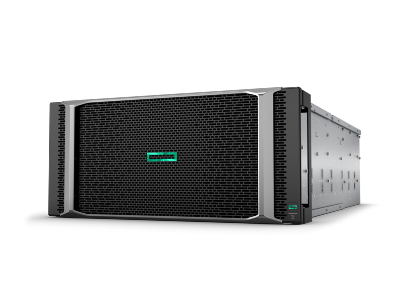 HPE Superdome Flex 280 Imagery - Hero left-facing