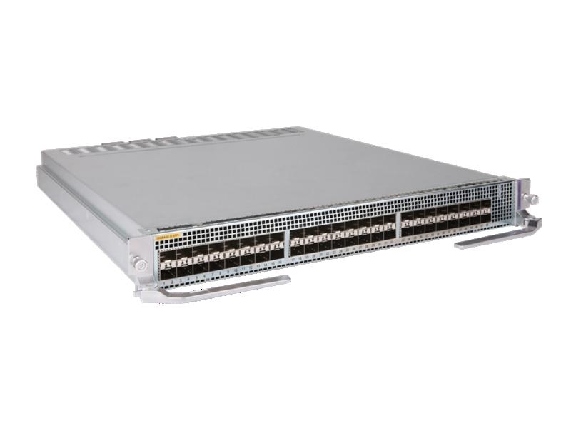 HPE FlexFabric 12900E 48-port 10GbE SFP+ HF Module