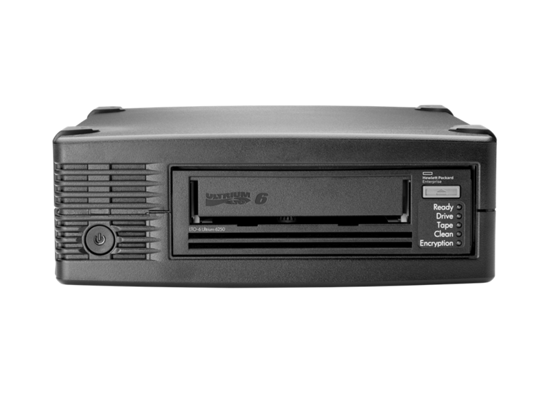 HPE StoreEver LTO-6 Ultrium external