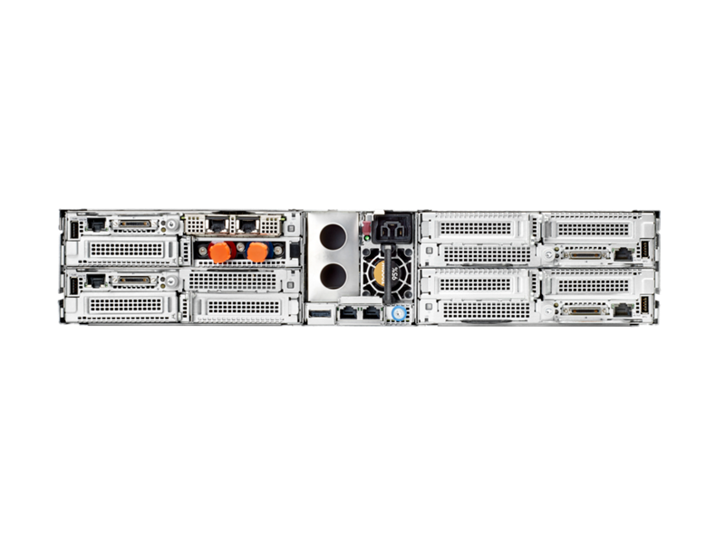 HPE Apollo n2600 Gen10 Plus Small Form Factor Configure-to-order Chassis with DLC