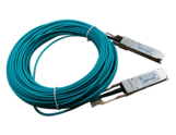 HPE X2A0 40G QSFP+ to QSFP+ 20m Active Optical Cable