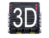 HPE 10504 Switch Chassis
