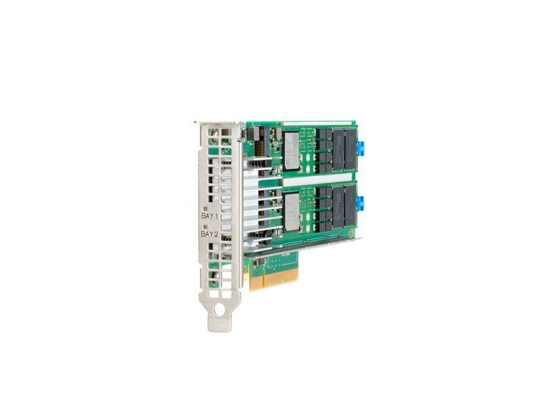 HPE NS204i-p Gen10+ Boot Device, half height
