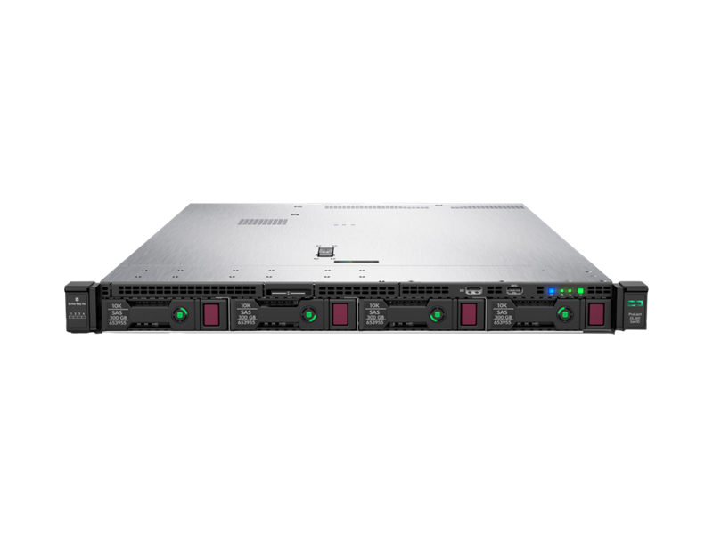 ProLiant DL360 G10 for Datera & CTERA Solutions
