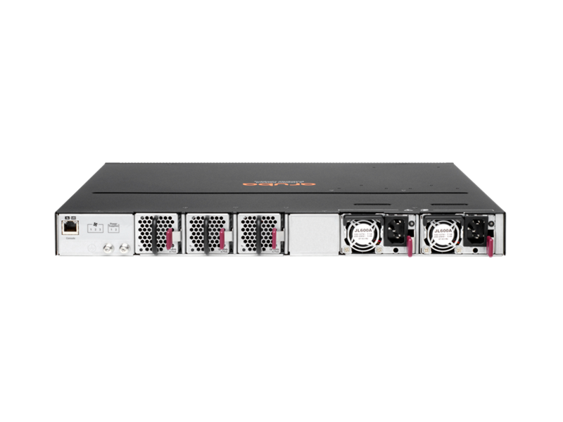 Aruba 8360-48XT4C Port to Power 3 Fans 2 PSU Bundle