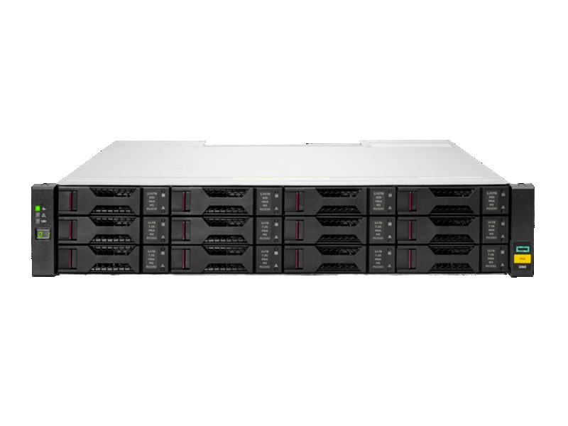HPE MSA 2060 LFF storage