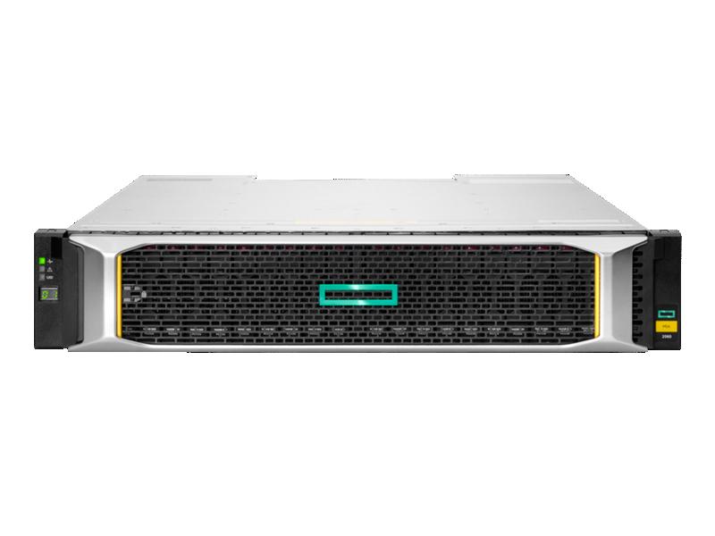 HPE MSA 2060 SFF storage