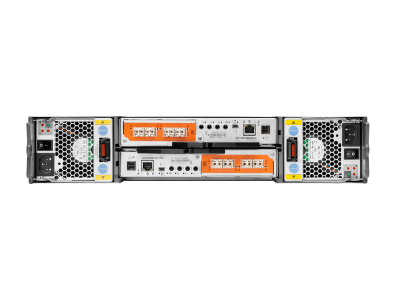 HPE MSA 2060 16Gb Fibre Channel Storage