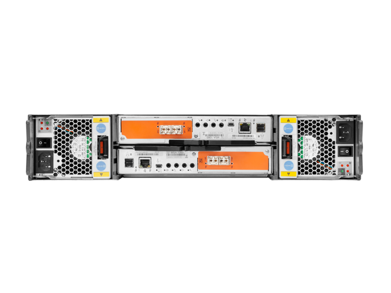 HPE MSA 1060 16Gb Fibre Channel SFF Storage