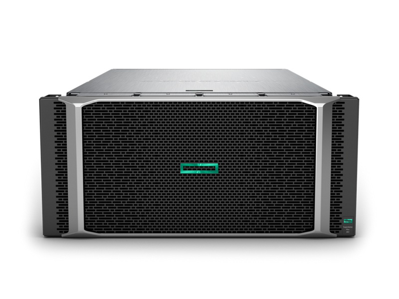 HPE Superdome Flex 280 Imagery - Front with bezel