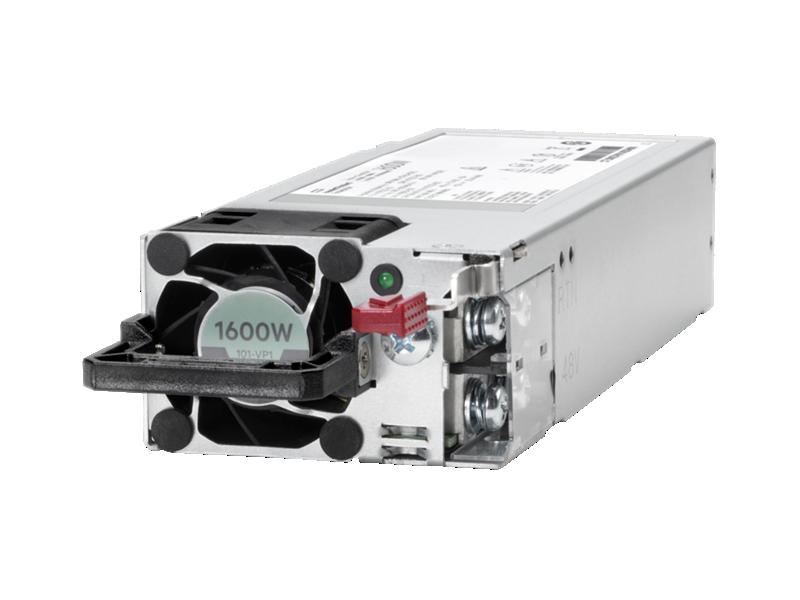 HPE 1600W Flex Shot -48VDC Hot Plug Power Supply Kit