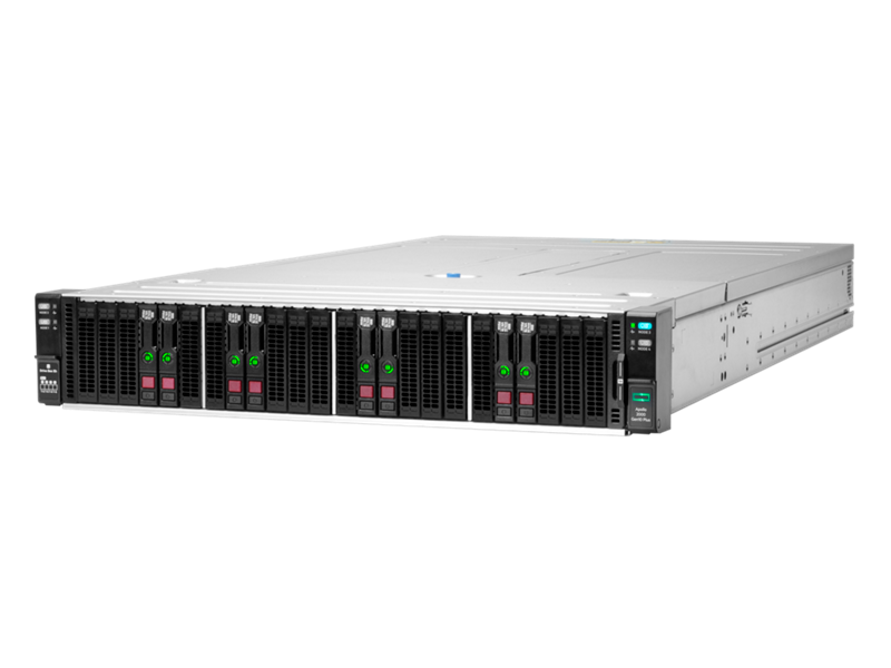 HPE Apollo 2000 Gen10 Plus n2600 chassis