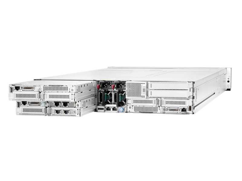 HPE Apollo 2000 Gen10 Plus, n2400 chassis, n2600 chassis