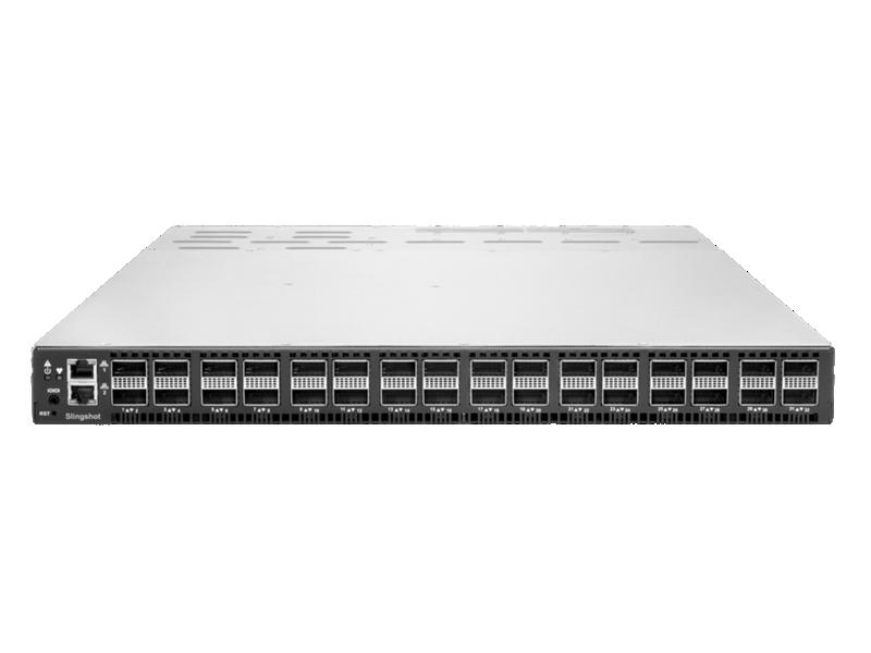 HPE Slingshot 200Gb 64-port QSFP-DD 1U Switch