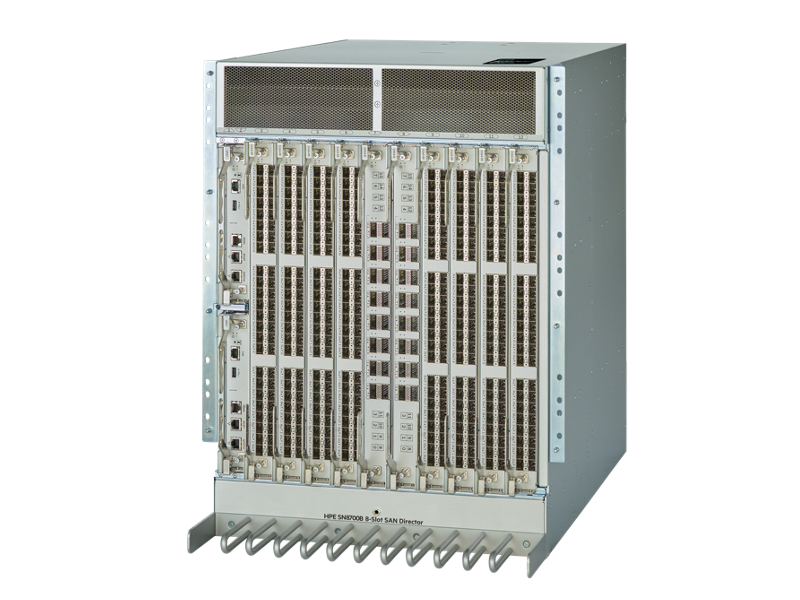 HPE SN8700B 8-slot PP+ Director Switch