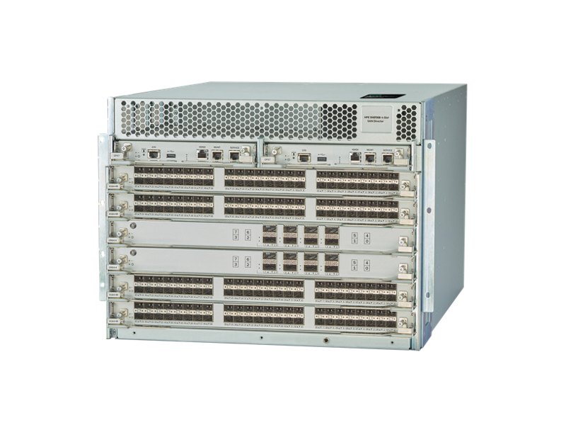 HPE SN8700B 4-slot PP+ Director Switch