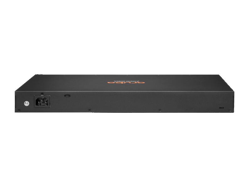 Aruba 6100 24G Class4 PoE 4SFP+ 370W Switch