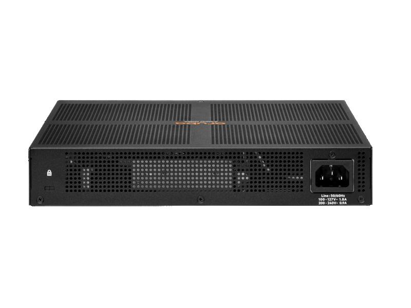 Aruba 6100 12G Class4 PoE 2G/2SFP+ 139W Switch