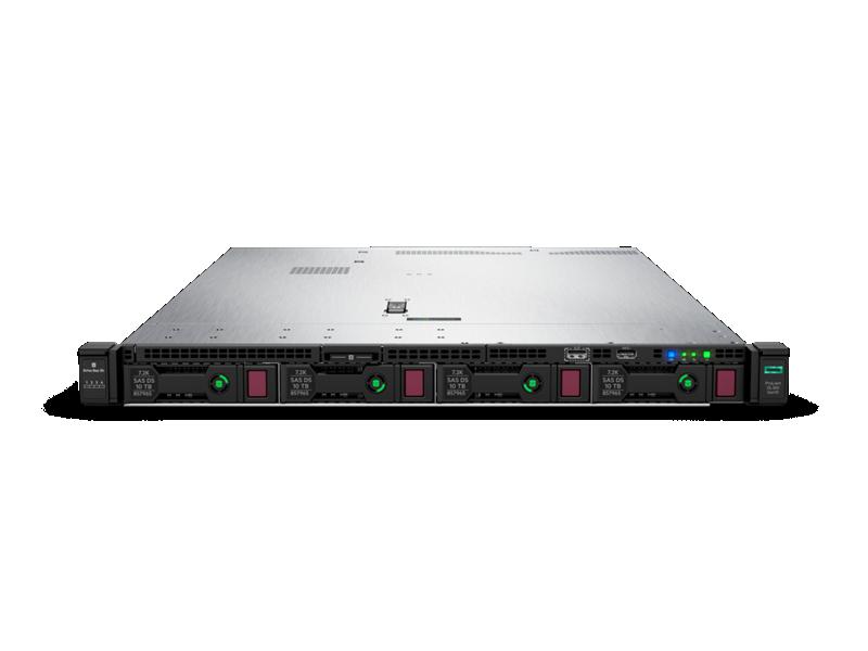 HPE ProLiant DL360 Gen10 - Front 4LFF