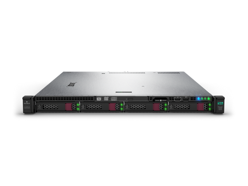 HPE ProLiant DL325 Gen10 Server - Front, 4LFF