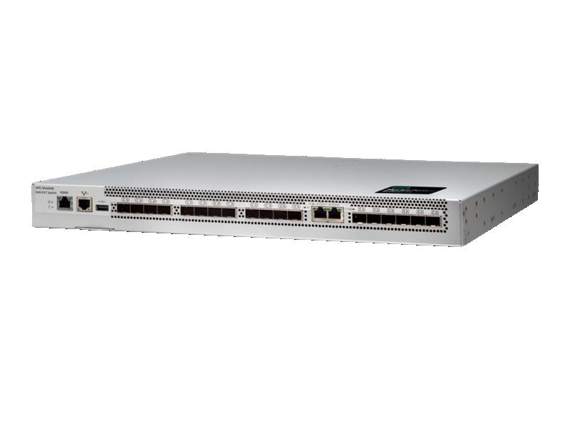 HPE B-series SN2600B SAN Extension Switch