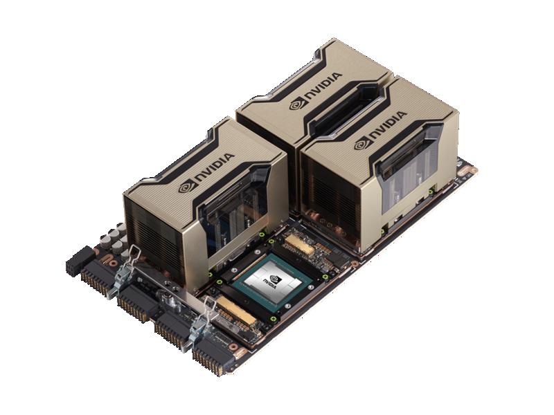 NVIDIA HGX A100 x4
