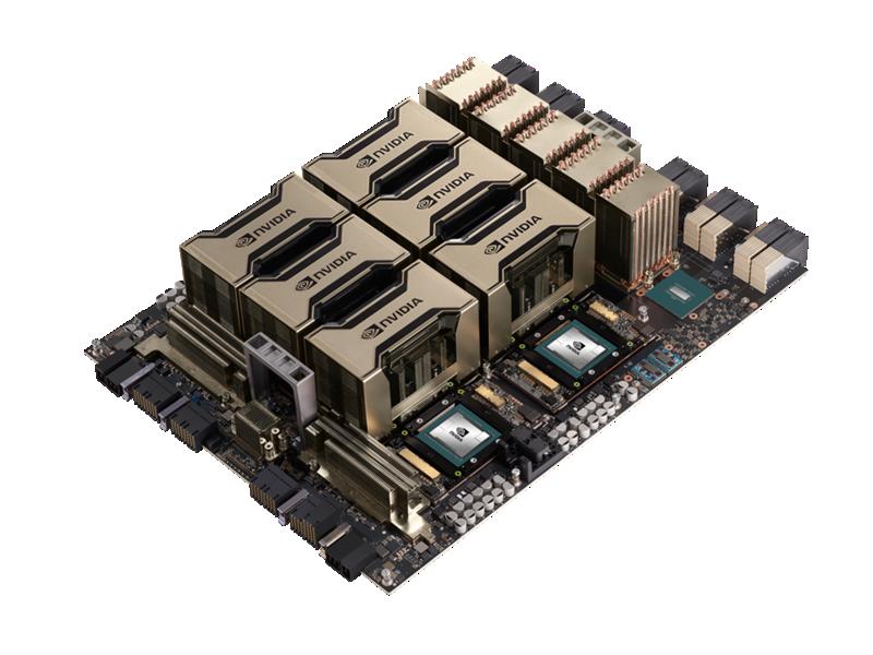 NVIDIA HGX A100 x8