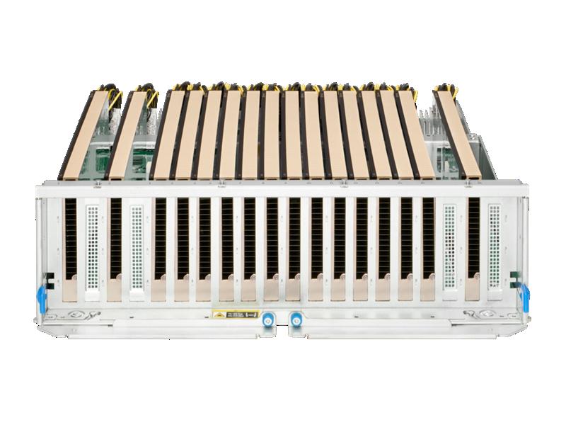 HPE Apollo 6500 Gen10 system A10 GPU