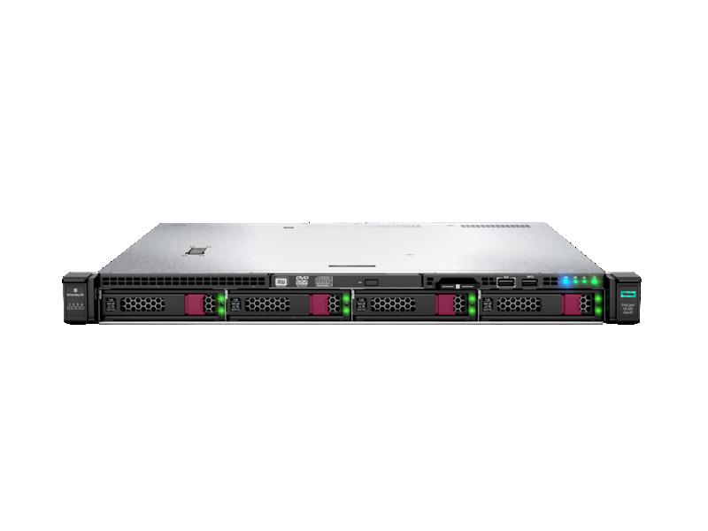 HPE Parallel File System 8 Disk Bays Server