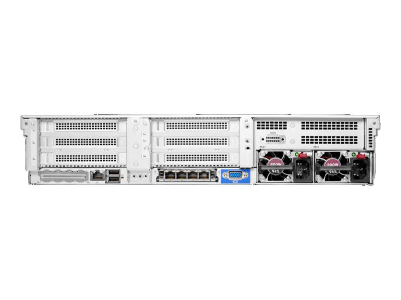 HPE ProLiant DL380 Gen10 Plus server
