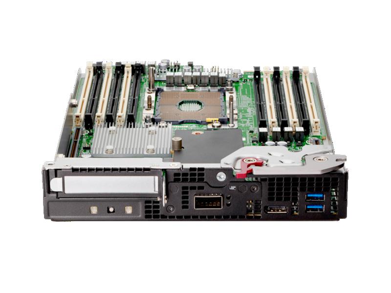 e910 1U Server Blade