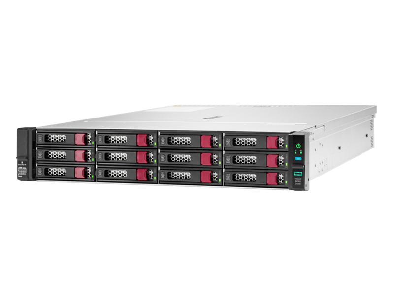 HPE DX385 Gen10 Plus 12LFF CTO server