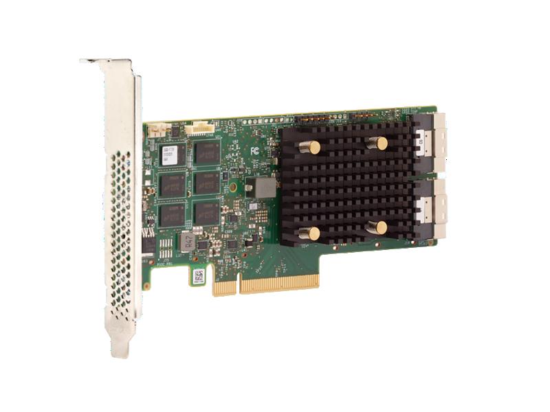 Broadcom MegaRAID Controllers for HPE Gen10 Plus