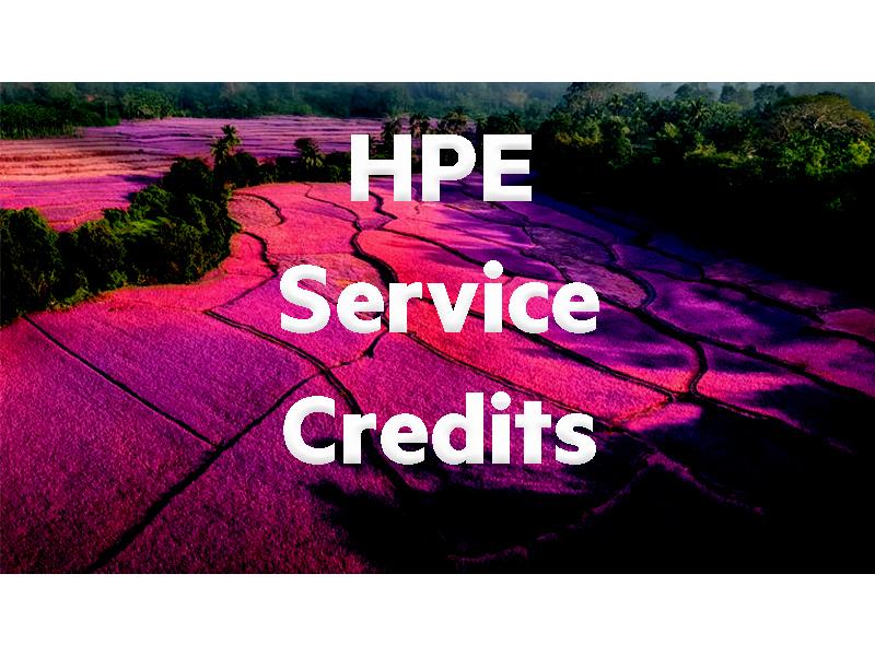 Service Credits Image