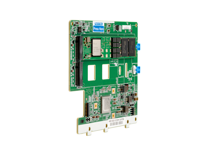 HPE NS204i-d Gen10 Plus NVMe PCIe3 x4 M.2 OS Boot Device