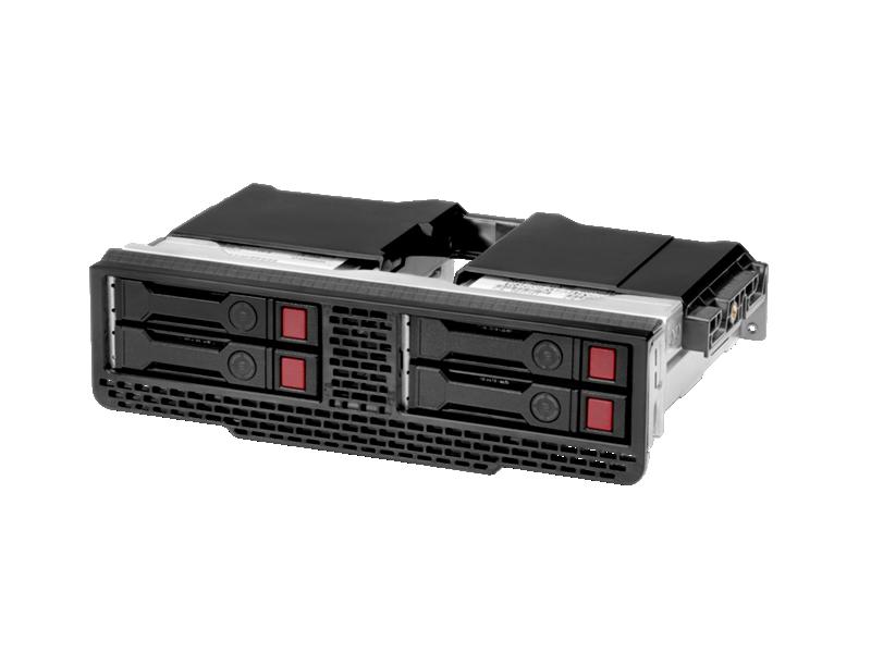 HPE SY480 Gen10 Plus Premium 4SFF Drive Cage Kit