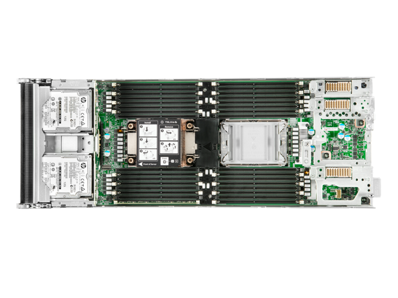HPE Synergy 480 Gen10 Plus Base Configure-to-order Compute Module