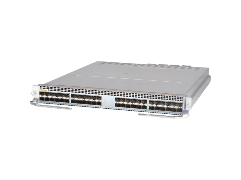 HPE FlexFabric 12900E 48-Port 10GbE SFP+ Type X Module