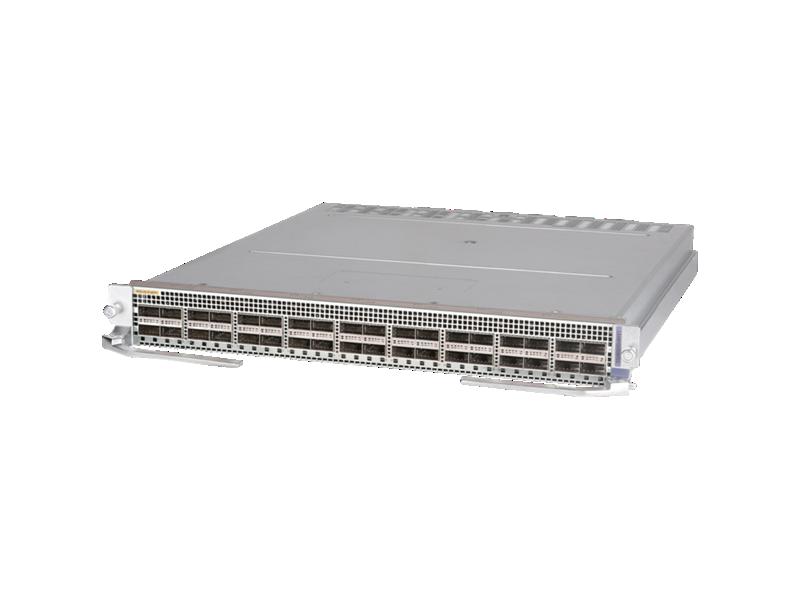 HPE FlexFabric 12900E 36-Port 40GbE QSFP+ Type X Module