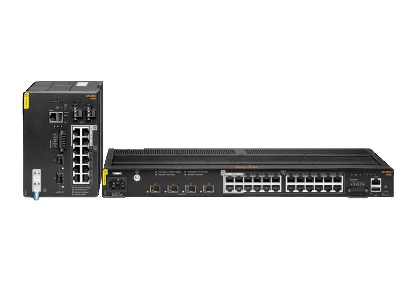 Aruba CX 4100i Switch Series family