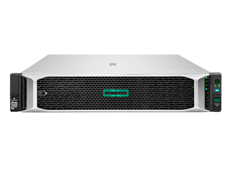 HPE StoreOnce 3660 80TB Base System