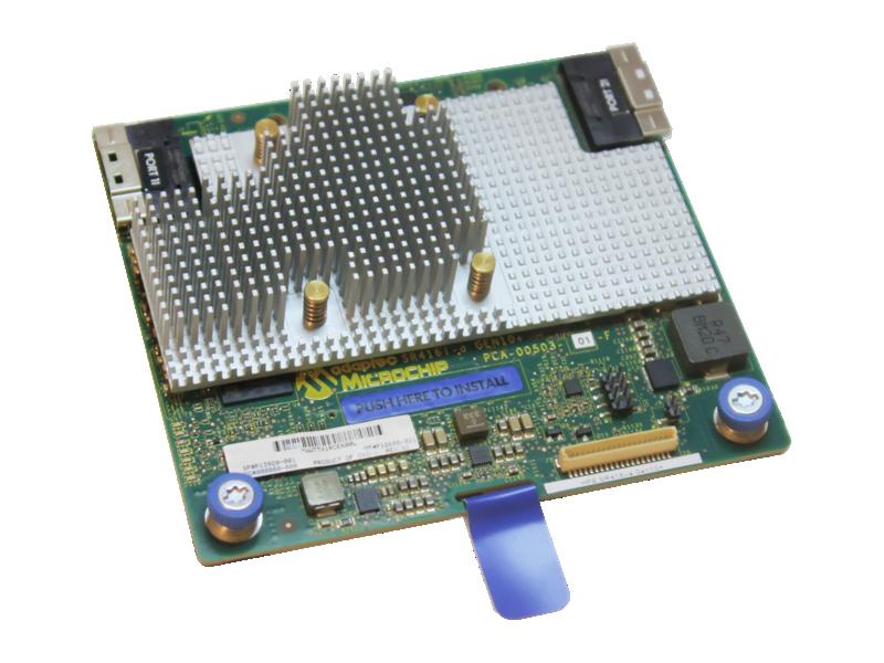 HPE SR416i-a x16 Lanes 4GB Cache NVMe/SAS 24G Gen10 Plus Controller
