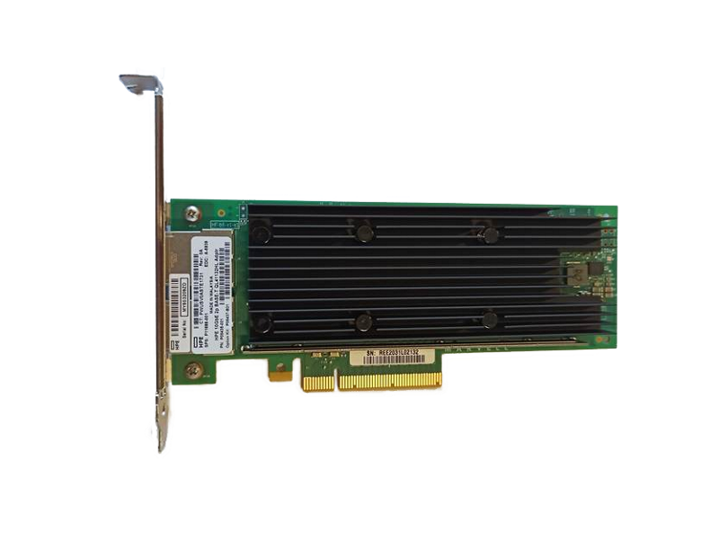 HPE StoreOnce Gen4 Plus 10GBASE-T 2-port Adapter